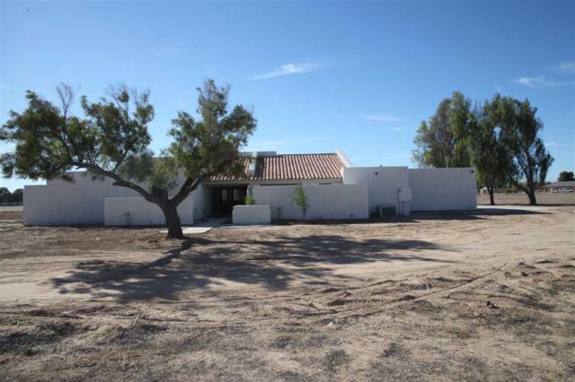 1750 W County 17 St, Yuma, AZ 85350 (MLS #137727) :: Group 46:10 Yuma