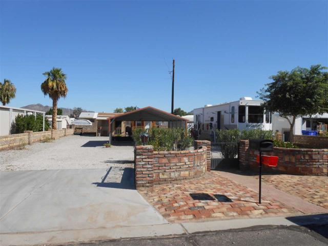 11667 S Helen Dr, Yuma, AZ 85367 (MLS #138135) :: Group 46:10 Yuma