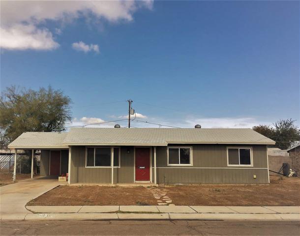 736 E 26 ST, Yuma, AZ 85365 (MLS #138136) :: Group 46:10 Yuma