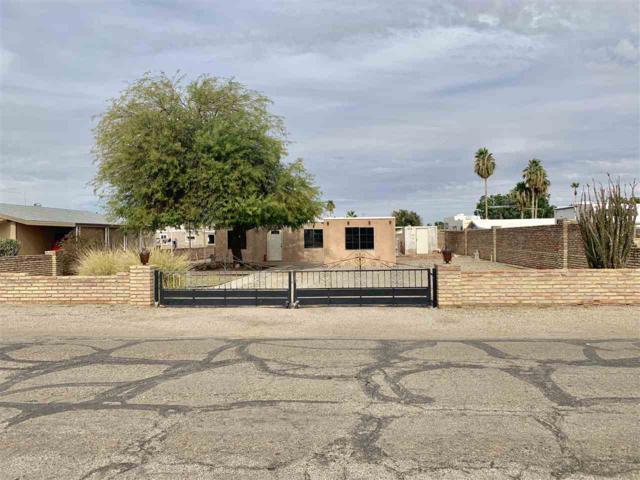 12452 E 39 ST, Yuma, AZ 85367 (MLS #138386) :: Group 46:10 Yuma