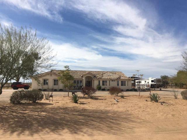 3640 E County 17 St, Yuma, AZ 85365 (MLS #138677) :: Group 46:10 Yuma