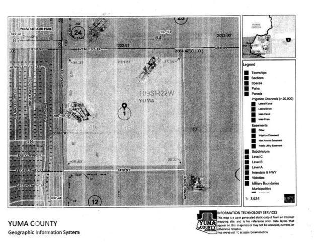 000000 6E, Yuma, AZ 85365 (MLS #130016) :: Group 46:10 Yuma