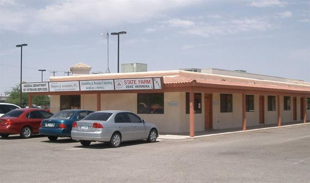 2811 S 4 AVE, Yuma, AZ 85364 (MLS #133219) :: Group 46:10 Yuma