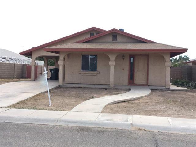 741 W Calle Esperanza, Somerton, AZ 85350 (MLS #133292) :: Group 46:10 Yuma