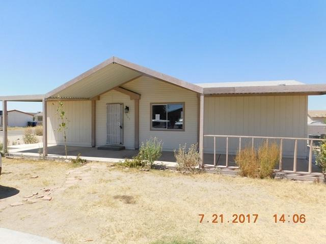 3063 S Eureka, Yuma, AZ 85365 (MLS #129089) :: Group 46:10 Yuma