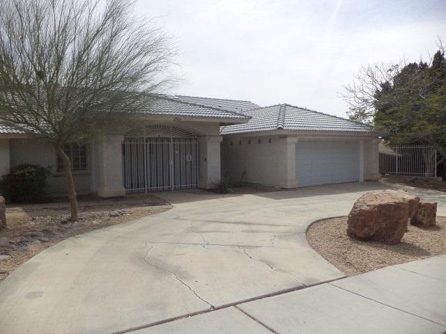 2765 S Ave A, Yuma, AZ 85364 (MLS #133569) :: Group 46:10 Yuma