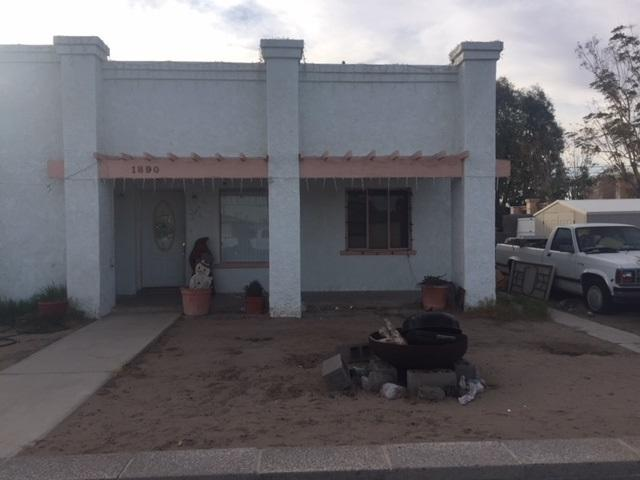 1894 S Madison Ave, Yuma, AZ 85364 (MLS #133771) :: Group 46:10 Yuma