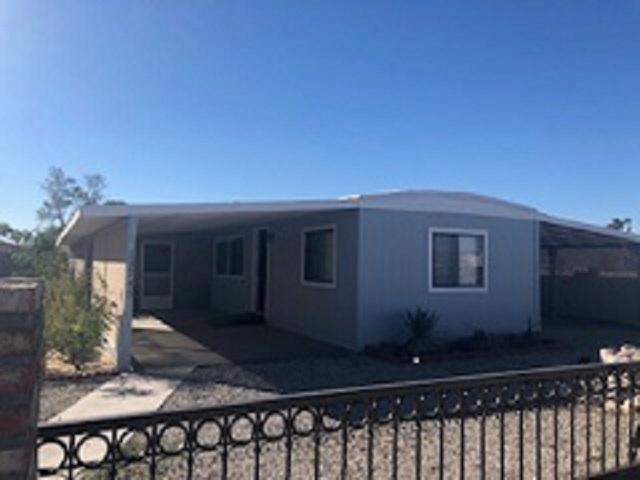 13245 E 38 ST, Yuma, AZ 85367 (MLS #137226) :: Group 46:10 Yuma