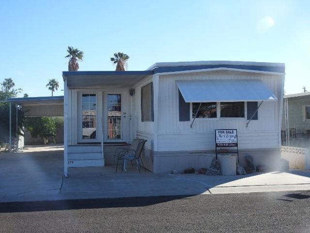 3579 S Kings Ct, Yuma, AZ 85365 (MLS #137246) :: Group 46:10 Yuma